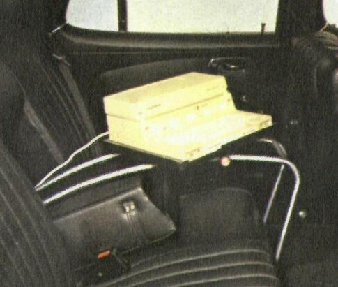(W116): 350SE versão para polícia  8e4ecb10