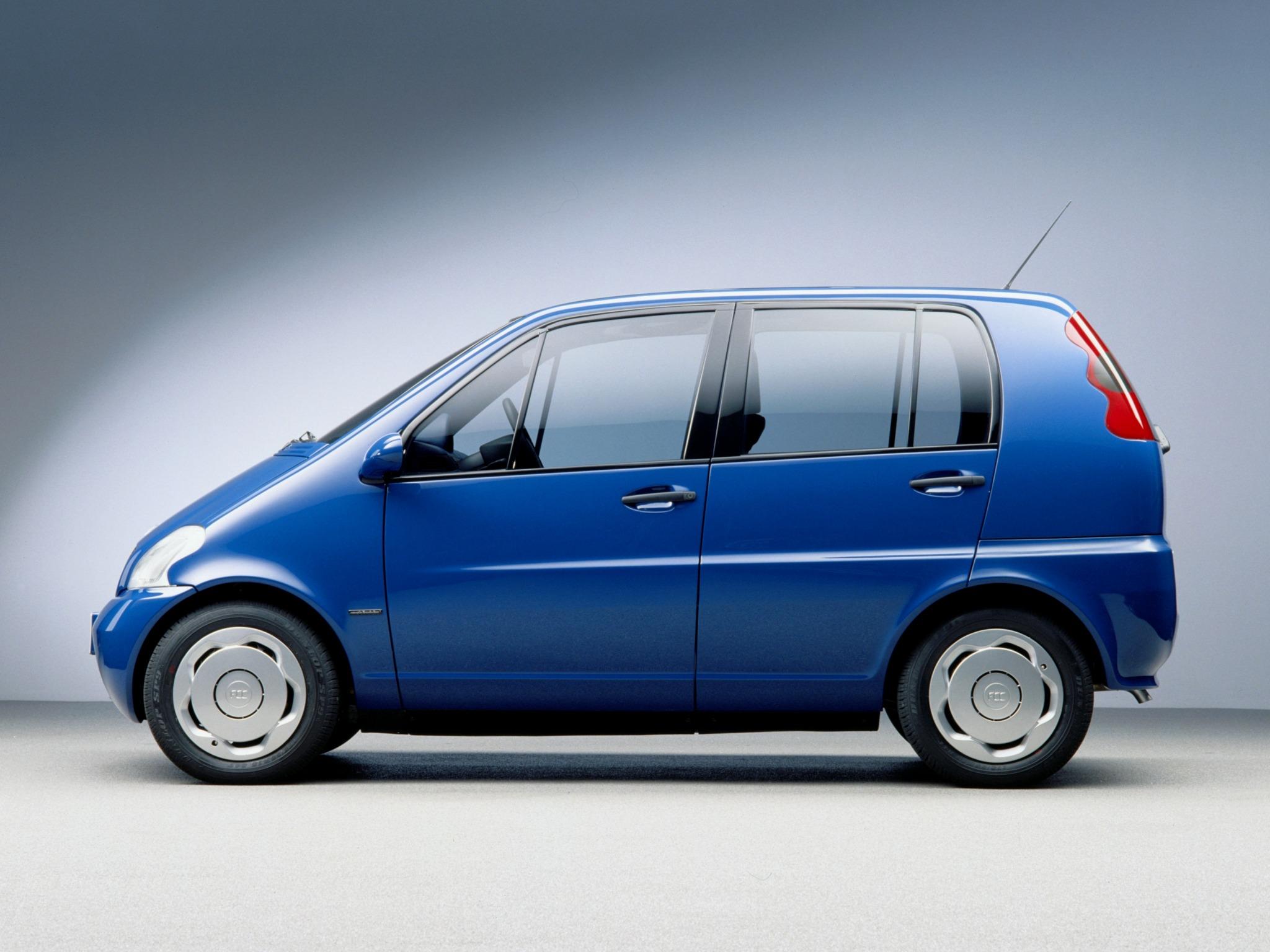(CONCEITO): Mercedes-Benz FCC Concept 1994 94d3d510