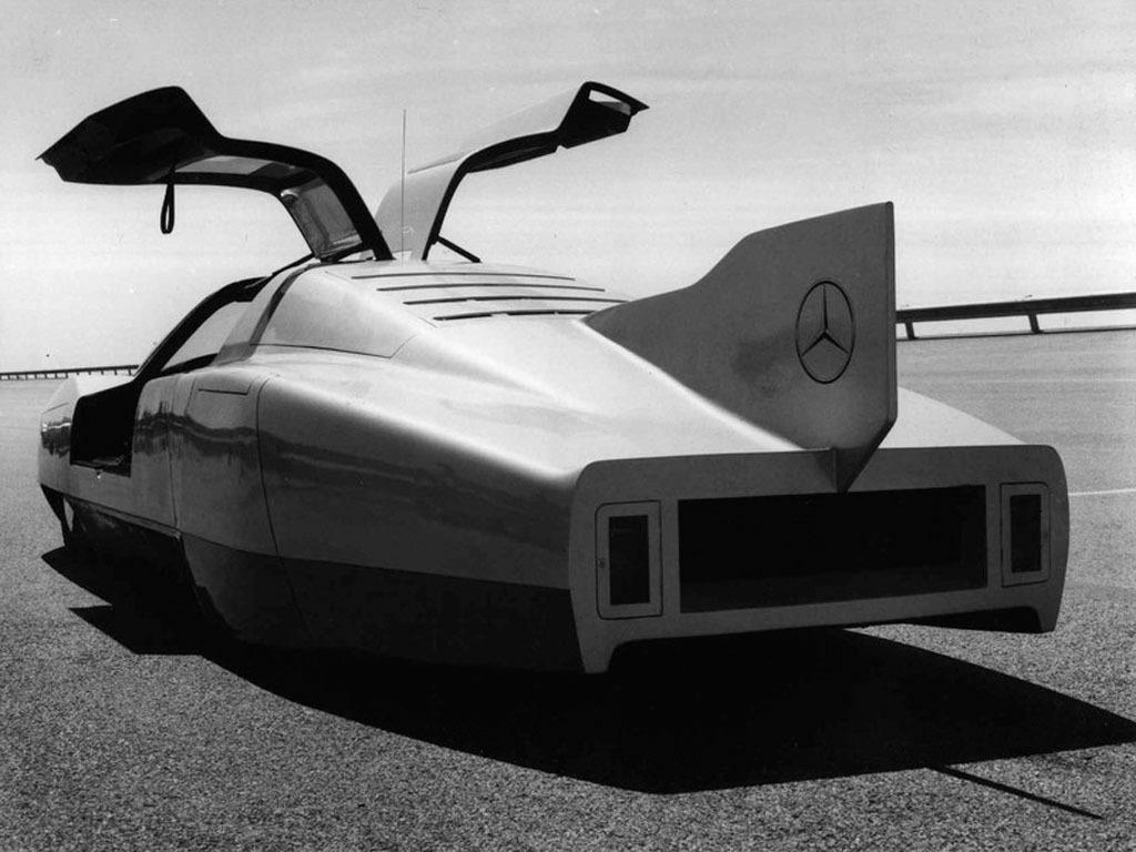 (CONCEITO): Mercedes-Benz C111-III Diesel Concept 1978 9882da10