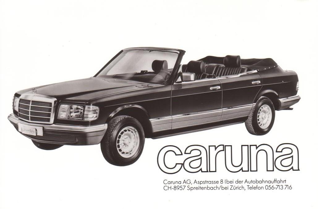 (W126): Caruna® - 380SEL 1984 conversível  9889d510