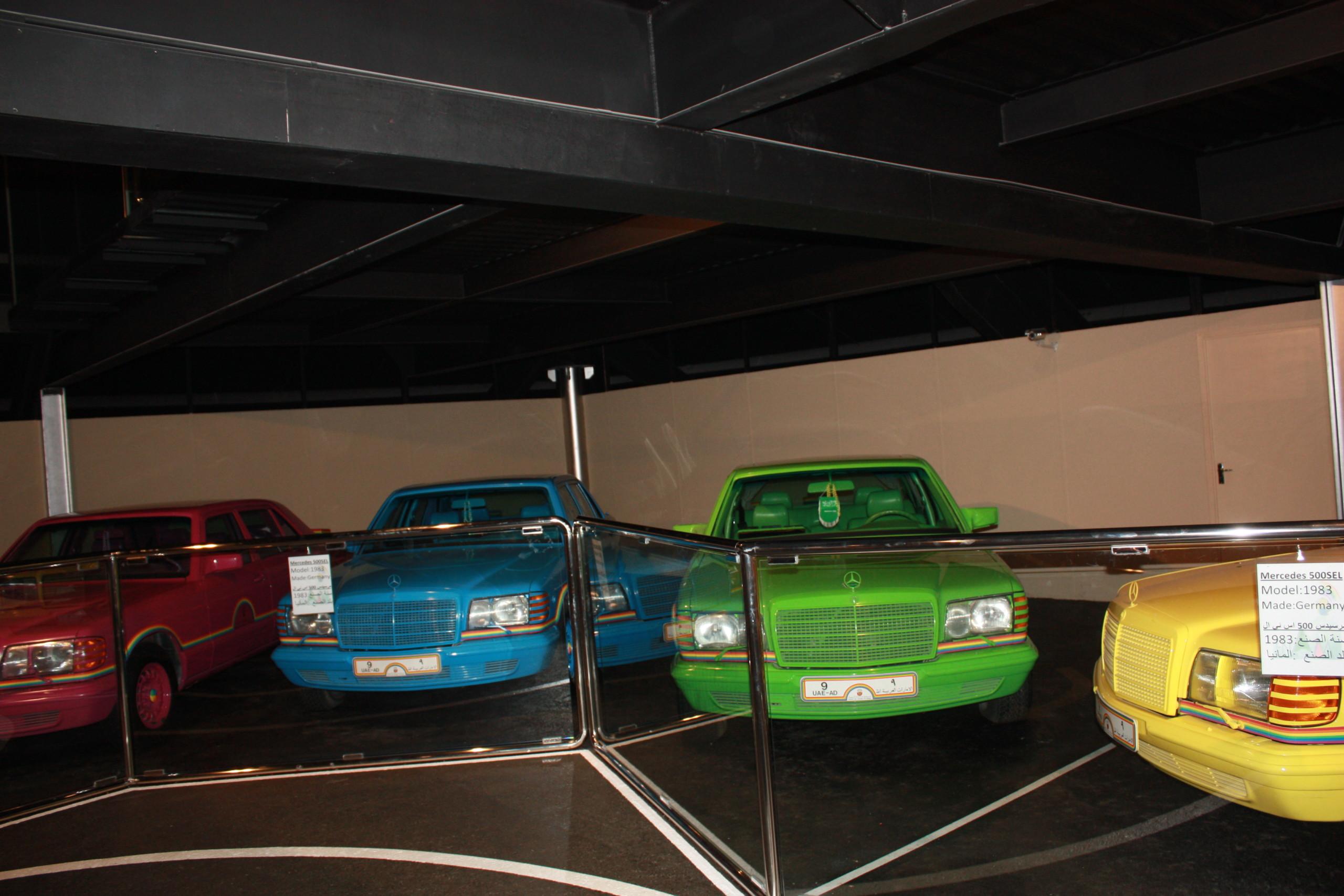(V/W126): As exóticas Classe S do Sheik Hamad Bin Hamdan Al-Nahyan - SGS Styling Garage Hamburg® A2a25a10