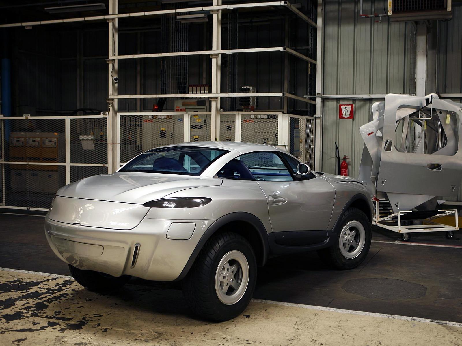 (CONCEITO): Mercedes-Benz Heuliez Intruder Concept 1996 A6e74910