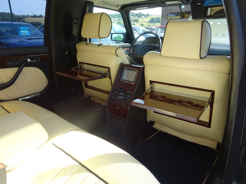 (V126): Classe S 1000SEL 1989 TRASCO® A7035210