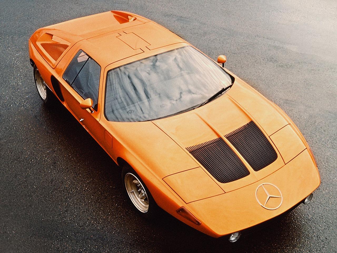 (CONCEITO): Mercedes-Benz C111-II D Concept 1976 Ae7cc210