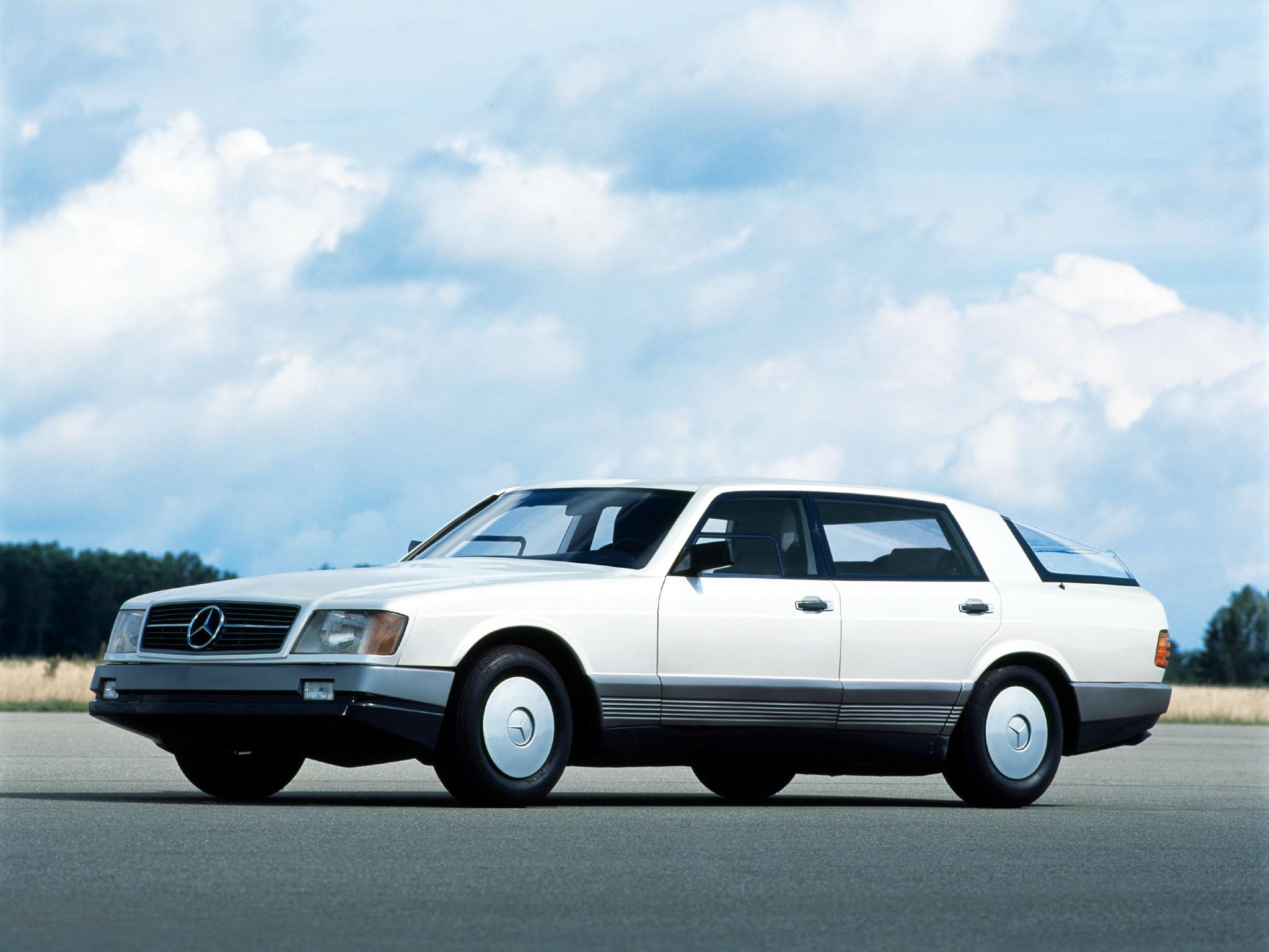 (CONCEITO): Vídeo - Mercedes-Benz 1981 - Auto 2000  B54ca410