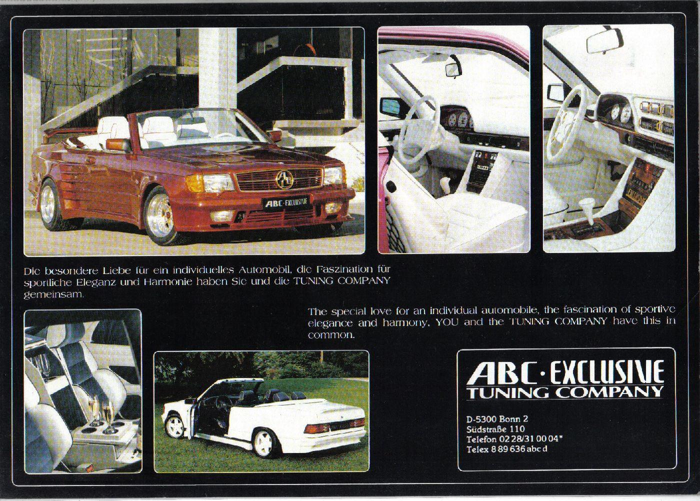 (W201): Catálogo ABC® Bbe5bb10