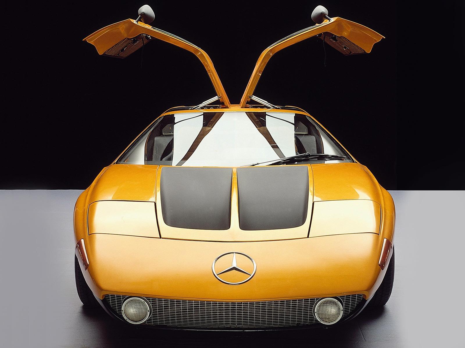 (CONCEITO): Mercedes-Benz C111-II D Concept 1976 C041f110