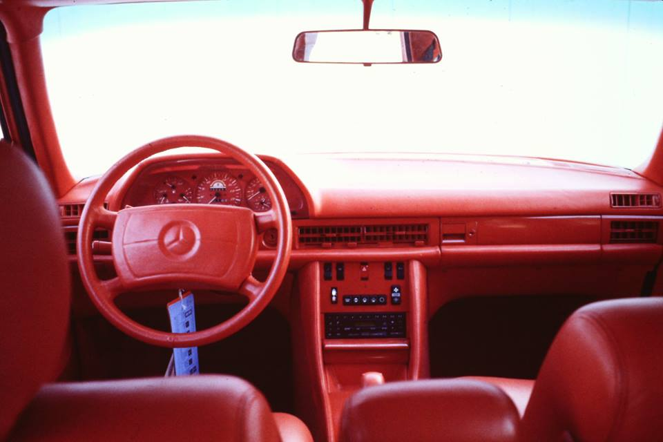 (V/W126): As exóticas Classe S do Sheik Hamad Bin Hamdan Al-Nahyan - SGS Styling Garage Hamburg® C1930710