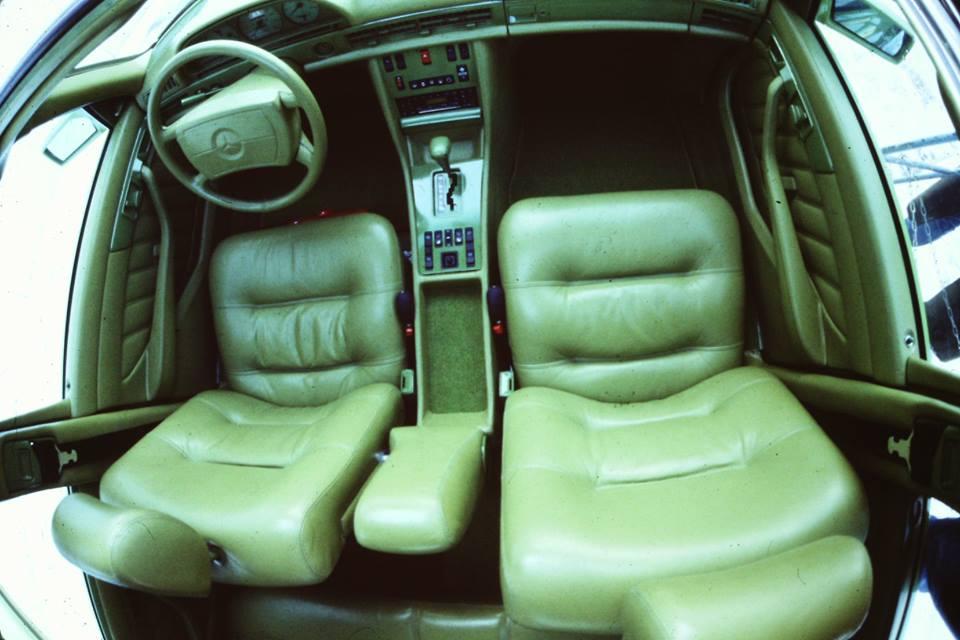 (V/W126): As exóticas Classe S do Sheik Hamad Bin Hamdan Al-Nahyan - SGS Styling Garage Hamburg® C4c92010