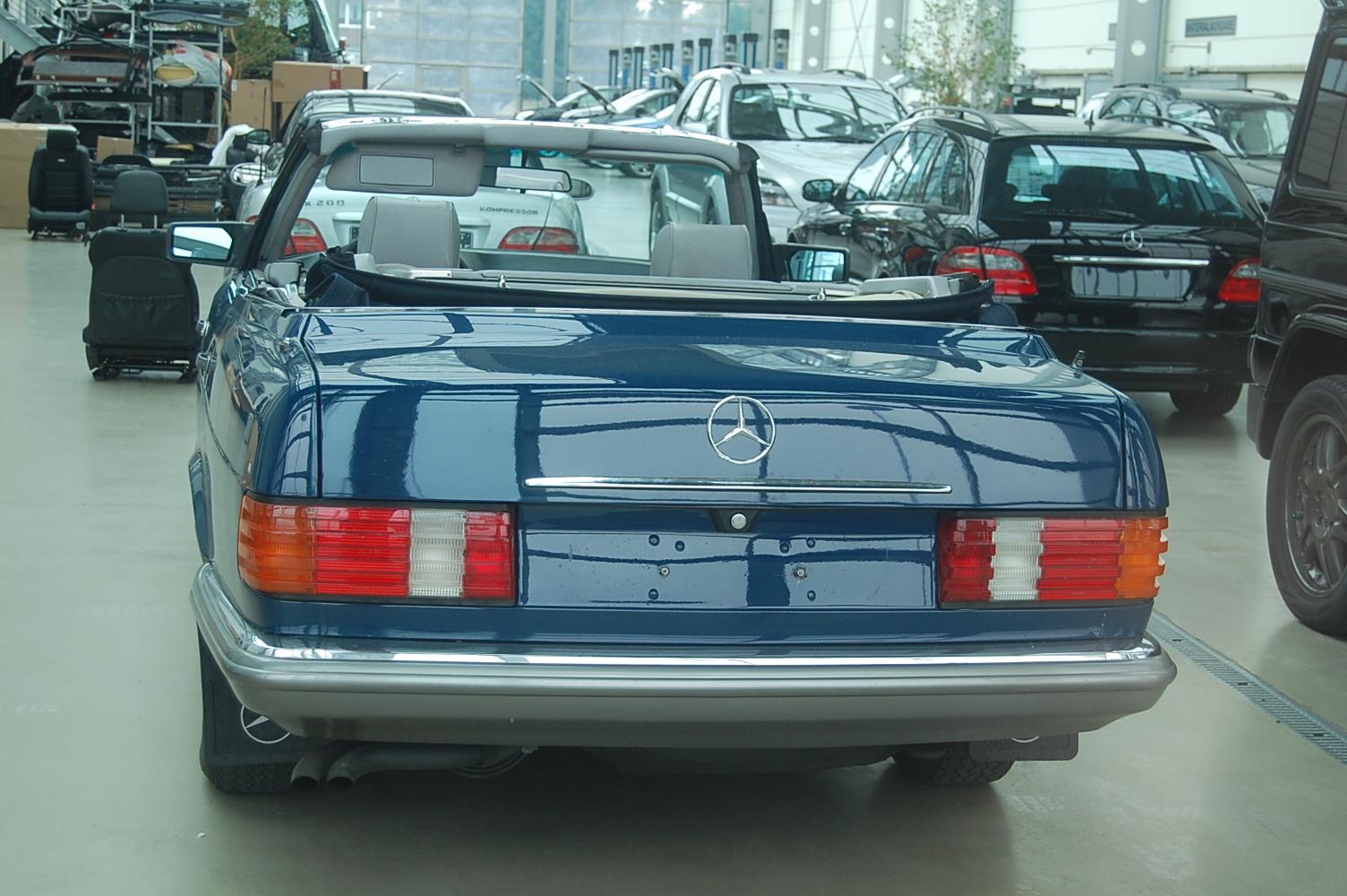 (W126): Caruna® - 380SEL 1984 conversível  C900ed10
