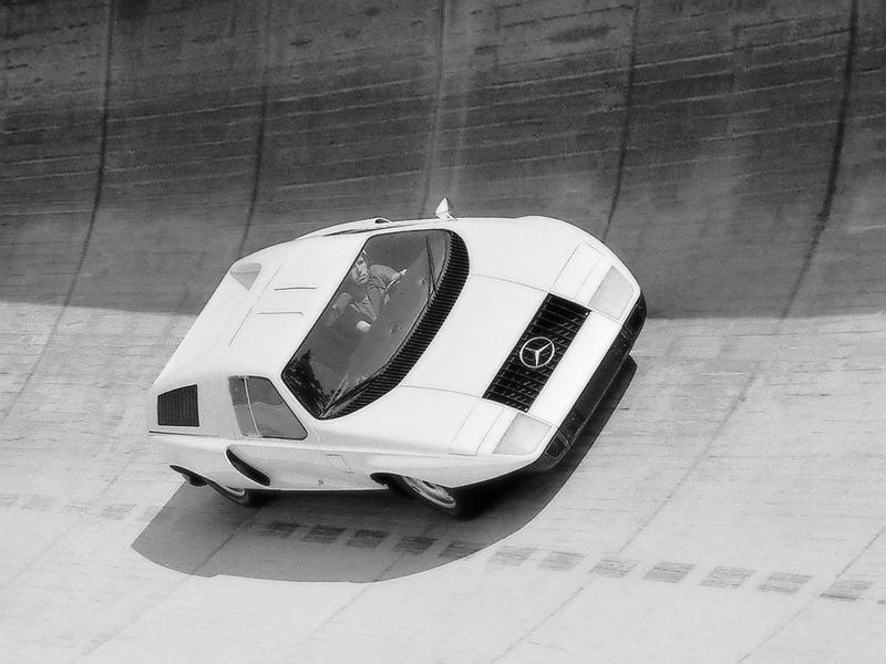 (CONCEITO): Mercedes-Benz C111-I Concept 1969 Cdd5d510
