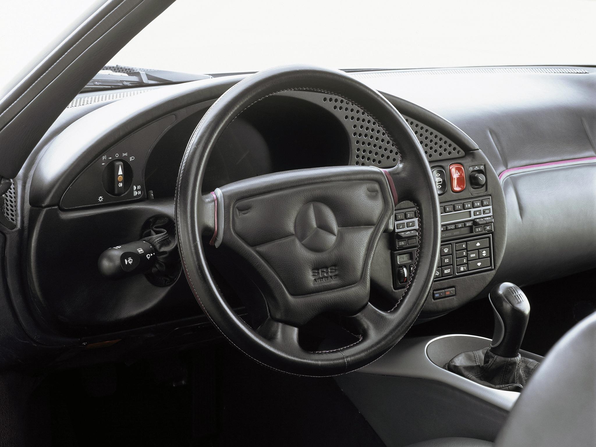 (CONCEITO): Mercedes-Benz C112 Concept 1991 D5bf3110