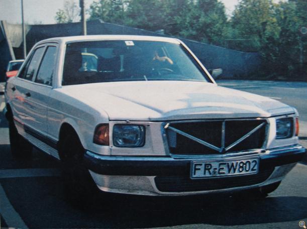 (C/W126): Protótipos Ddabde10