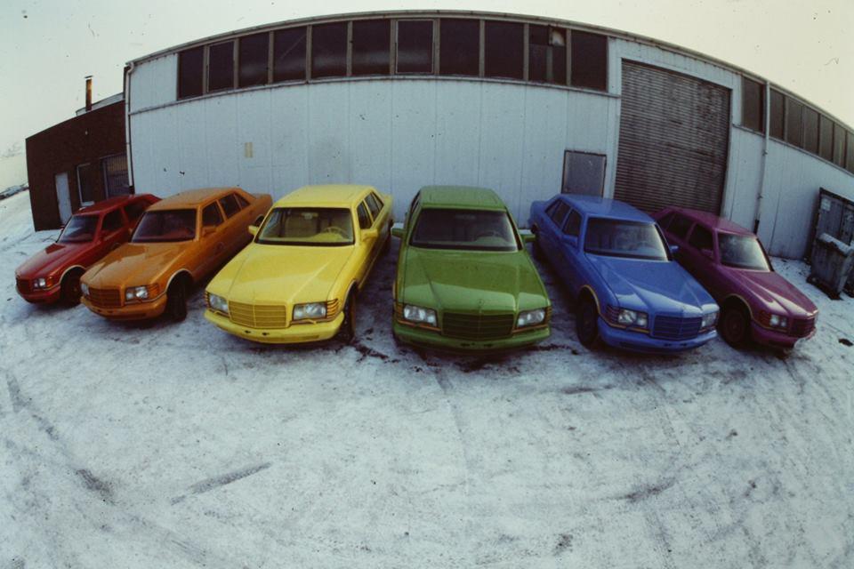 (V/W126): As exóticas Classe S do Sheik Hamad Bin Hamdan Al-Nahyan - SGS Styling Garage Hamburg® Df0a1b10
