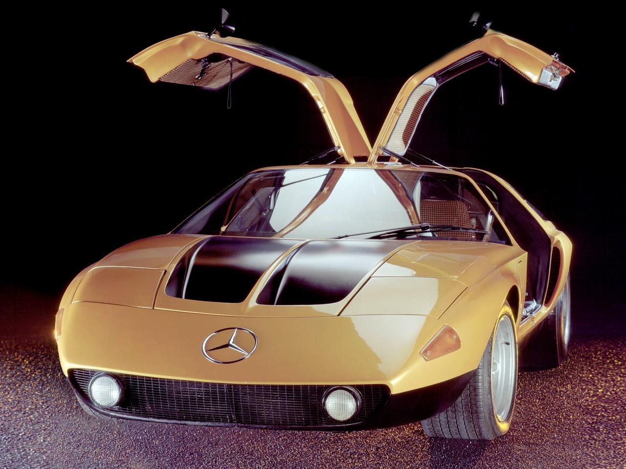 (CONCEITO): Mercedes-Benz C111-II D Concept 1976 E37bbe10