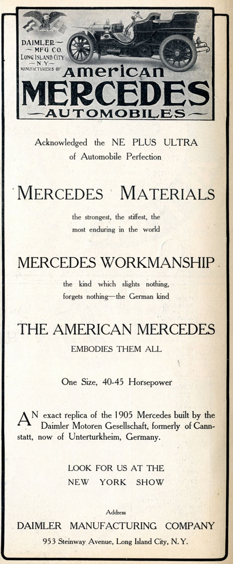 (CATÁLOGO): American Mercedes 1905 E6ebad10