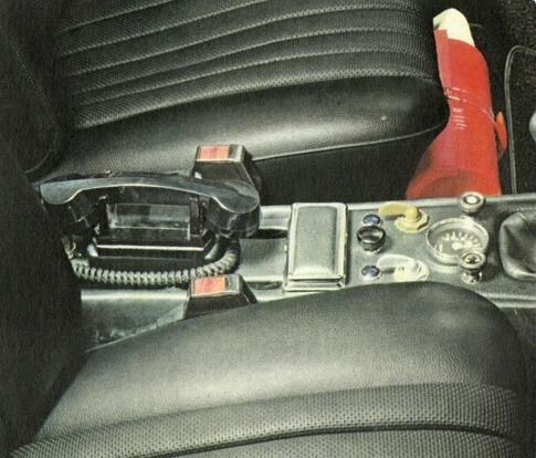 (W116): 350SE versão para polícia  E89e2a10