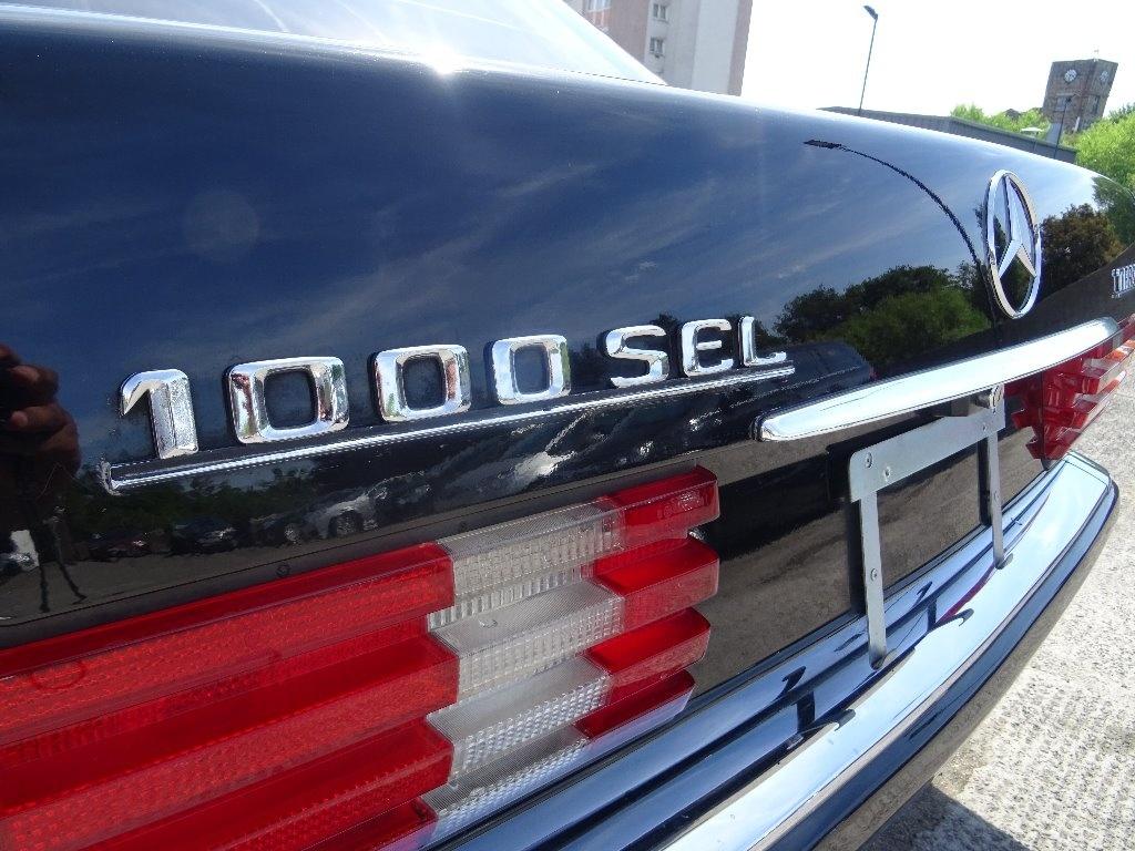 (V126): Classe S 1000SEL 1989 TRASCO® Ec84c710