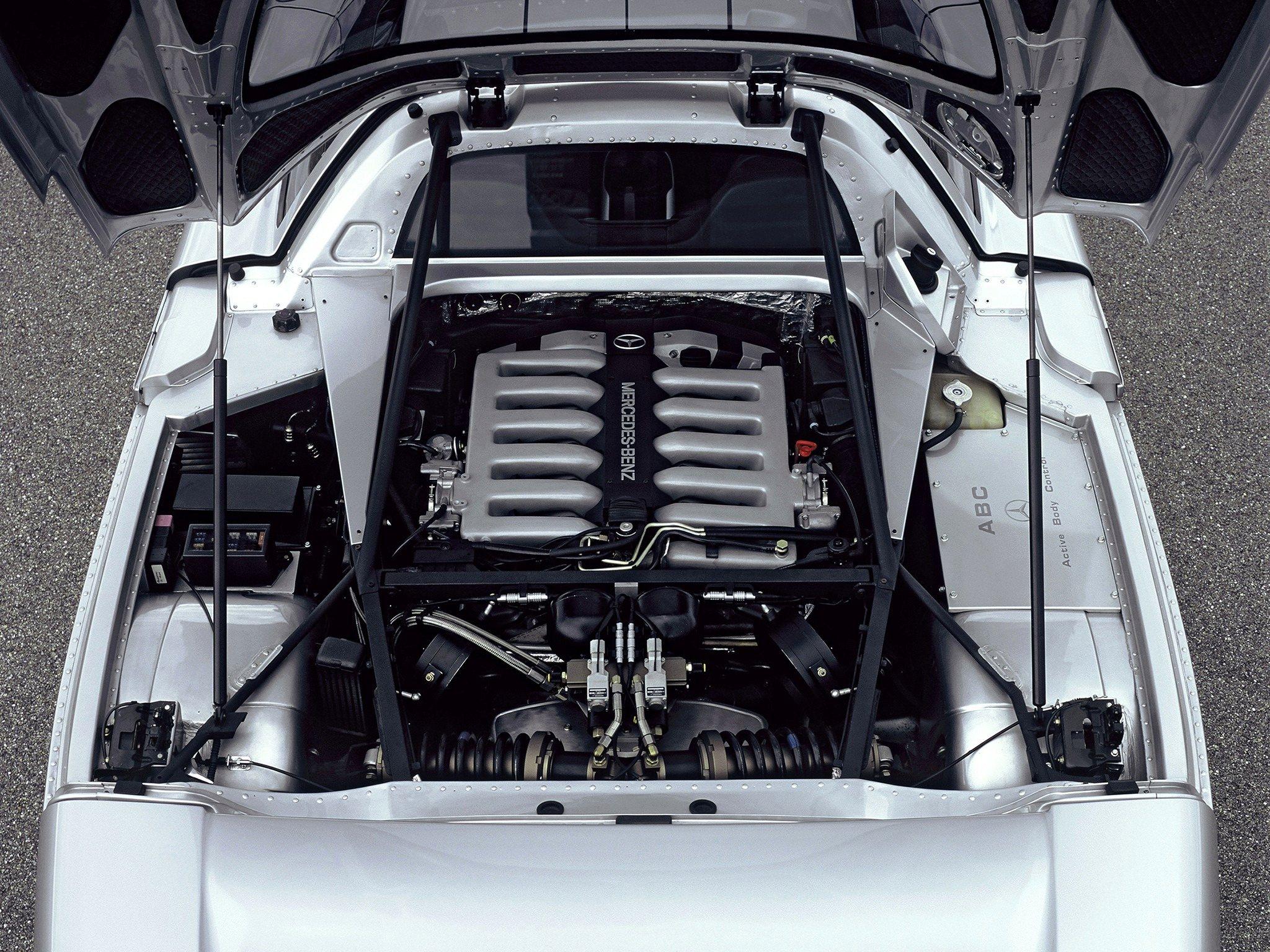 (CONCEITO): Mercedes-Benz C112 Concept 1991 Ed5fb810