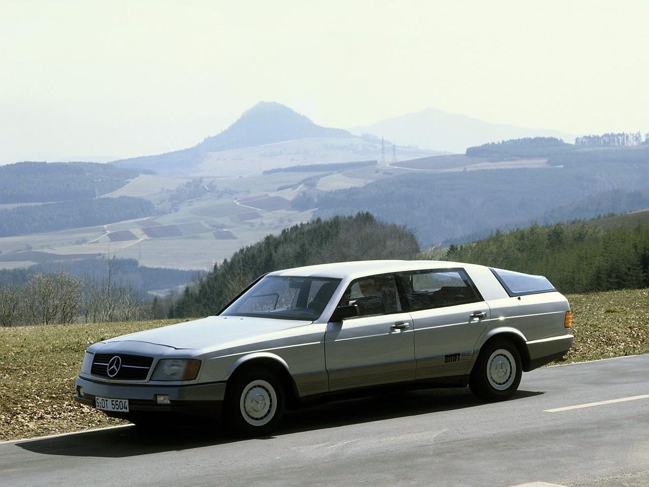 (CONCEITO): Vídeo - Mercedes-Benz 1981 - Auto 2000  Ee8d6410