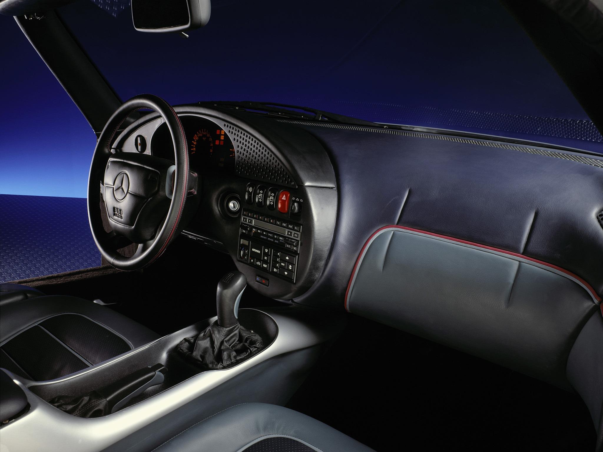 (CONCEITO): Mercedes-Benz C112 Concept 1991 Facfee10