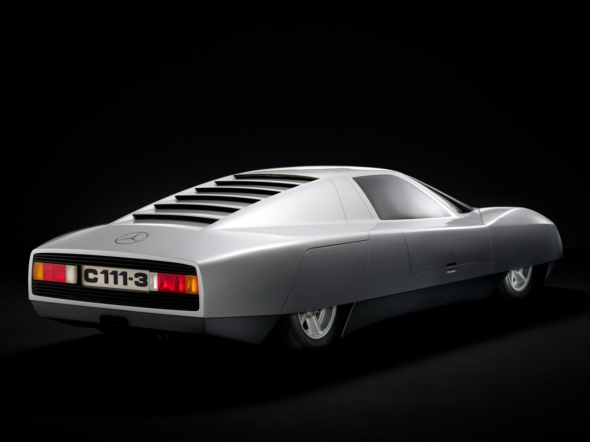 (CONCEITO): Mercedes-Benz C111-III Diesel Concept 1978 Fc3e4e10