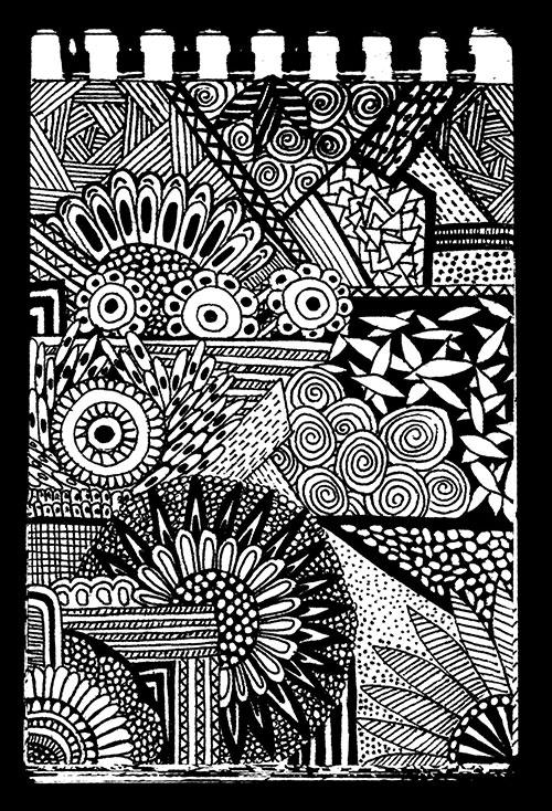 Dessin - zentangle #1 - Page 3 Zen-1110