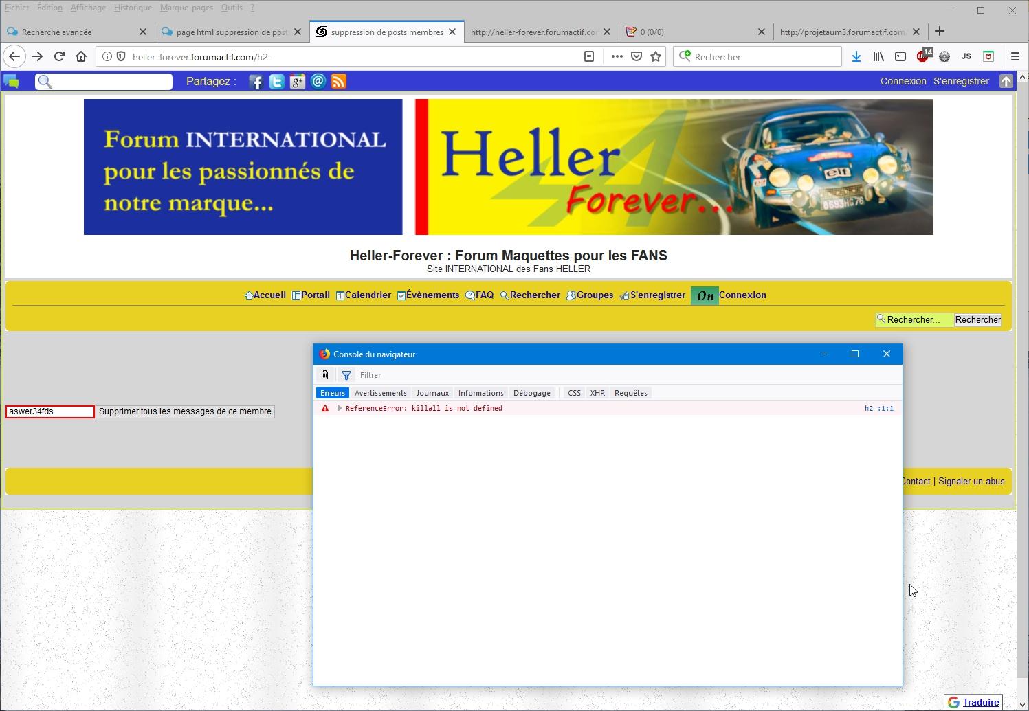 fff - page html suppression de posts d'un membre ne fonctionne plus? 2019-010