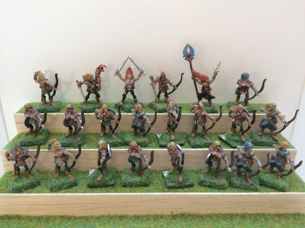 vente 22 Elfs archers des années 80  Img_1812