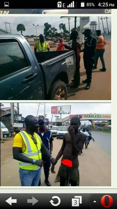 CLAMP DOWN ON MAD PEOPLE IN ANAMBRA STATE BEGINS 37407710