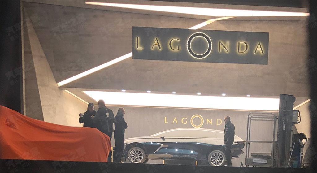 2018 - [Aston Martin] Lagonda Vision Concept  - Page 2 0x0_m914