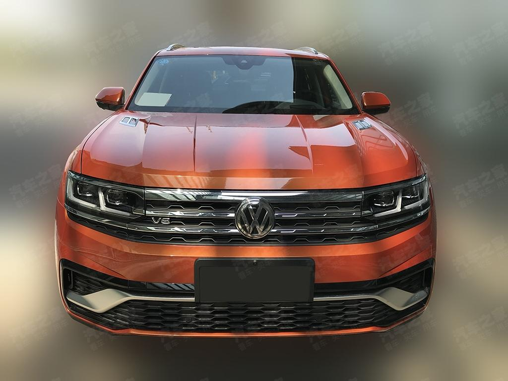 2015 - [Volkswagen] Teramont X - Page 2 0x0_m920