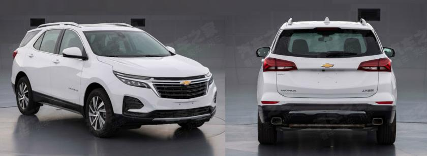2015 - [Chevrolet] Equinox 0x0_m929