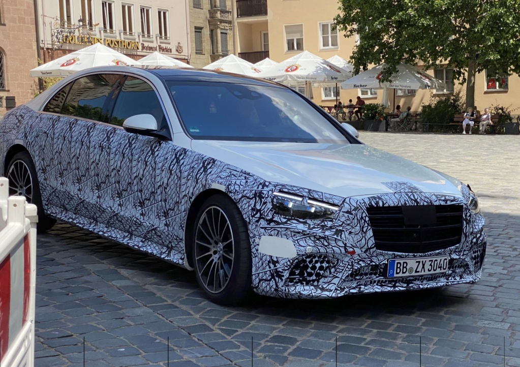 2020 - [Mercedes-Benz] Classe S - Page 14 1-202010