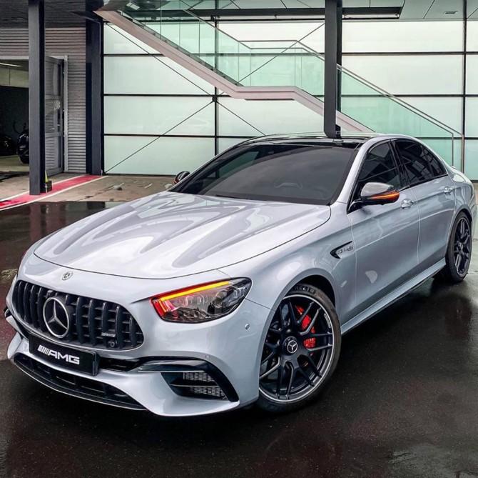 2020 - [Mercedes-Benz] Classe E restylée  - Page 8 10300102
