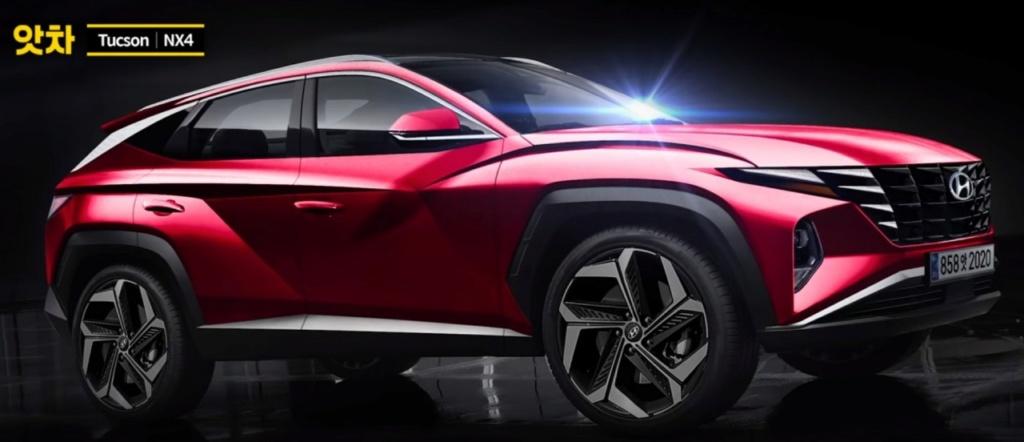 2020 - [Hyundai] Tucson  - Page 3 10300644