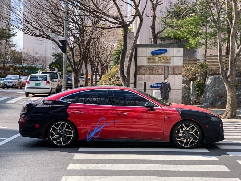 2020 - [Hyundai] Sonata VIII - Page 3 10300652