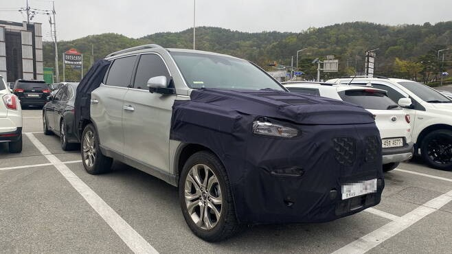 2017 - [SsangYong] G4 Rexton - Page 3 10300656