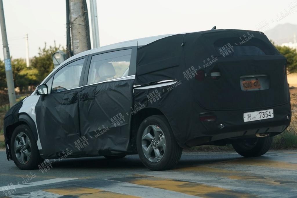 2021 - [Hyundai] H-1 / i800 / Starex III 10300661