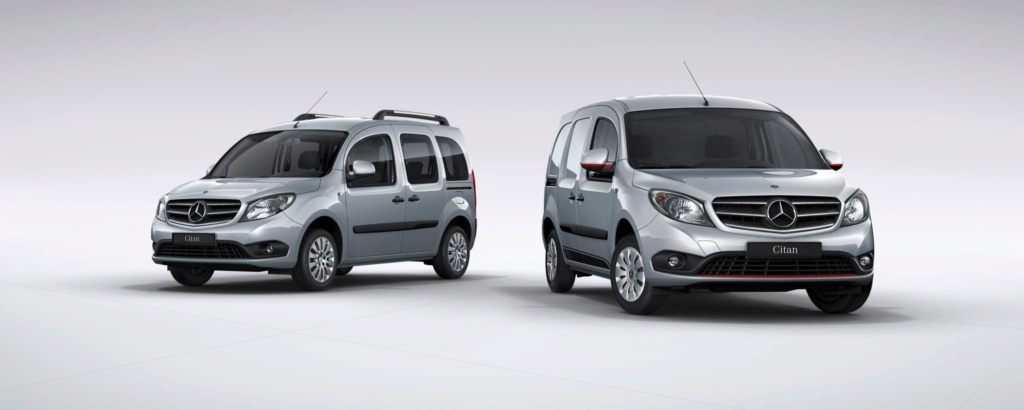 2020 - [Mercedes] Citan II 15584410