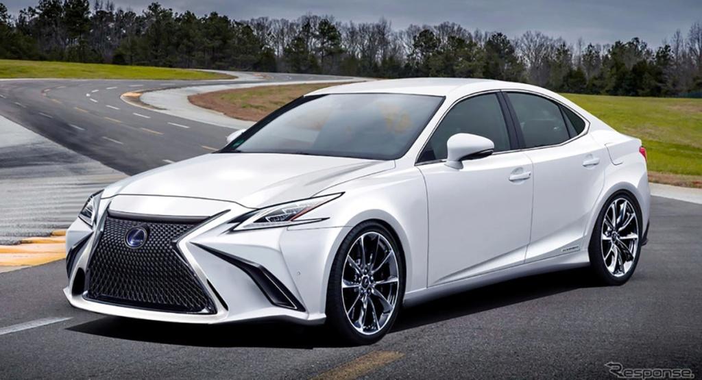 2020 - [Lexus] IS 19-07-10