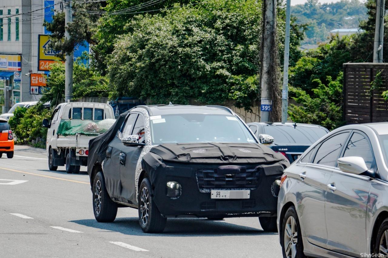 2021 - [Hyundai] Pickup  - Page 2 19309415