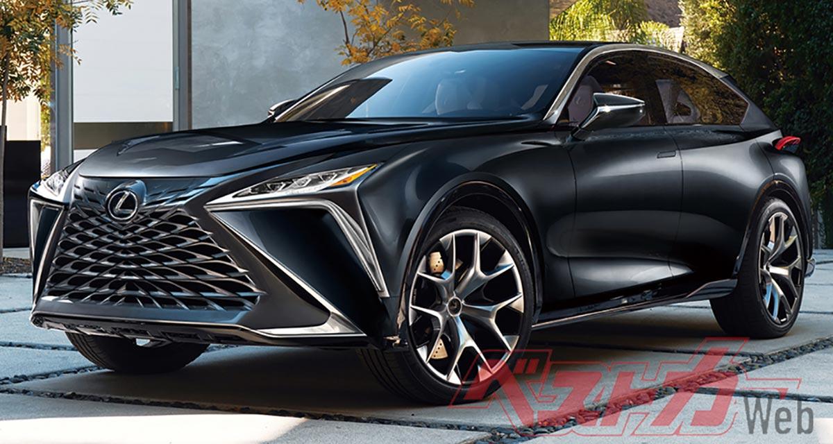 2022 - [Lexus] RX V 20-05-10
