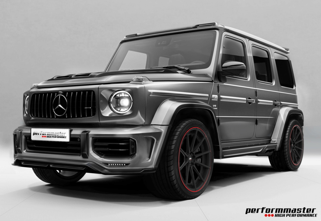 2017 - [Mercedes-Benz] Classe G II - Page 9 2019-m12