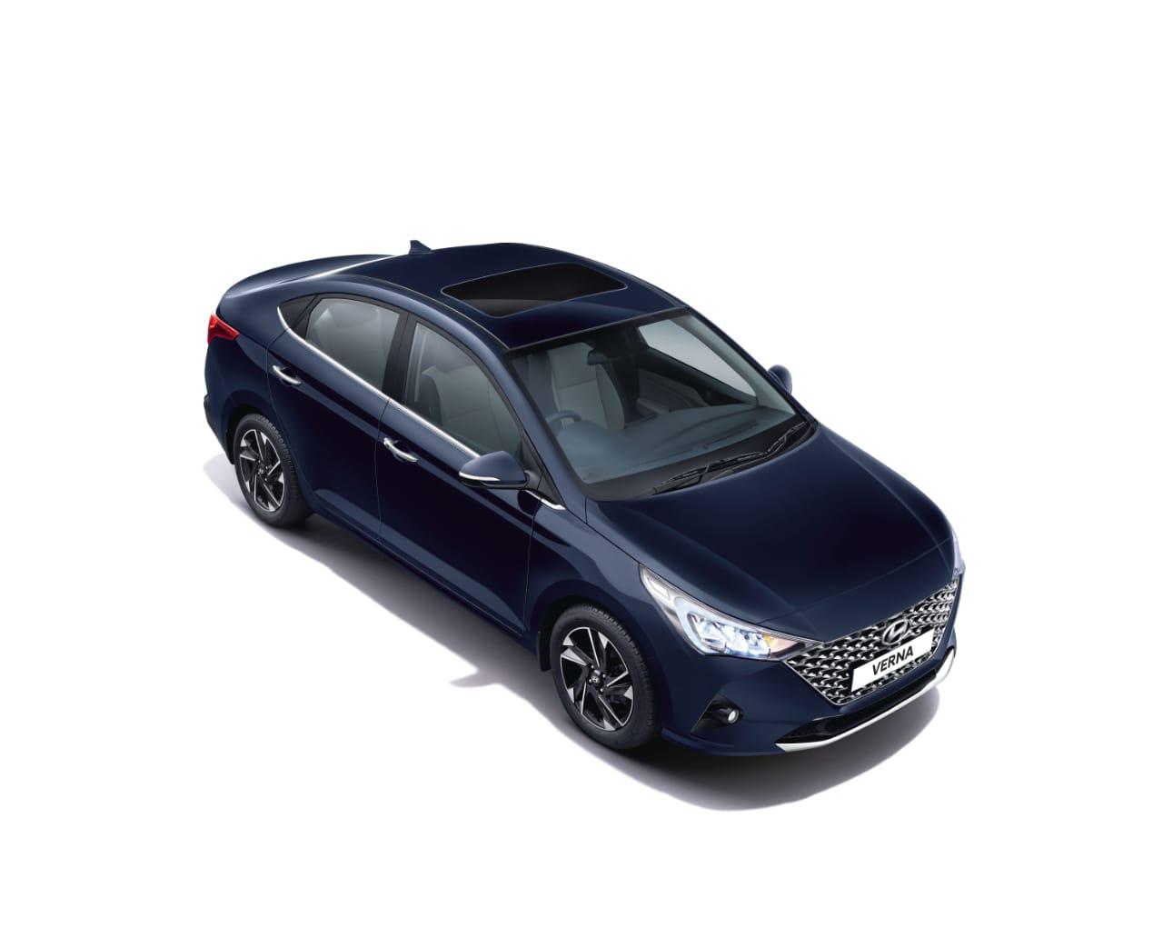 2017 - [Hyundai] Accent 2020-h13