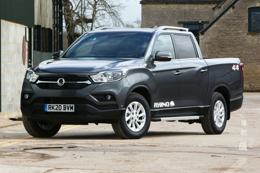 2017 - [SsangYong] G4 Rexton - Page 3 2020-s12