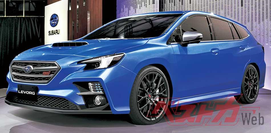 2019 - [Subaru] Levorg - Page 2 20200511