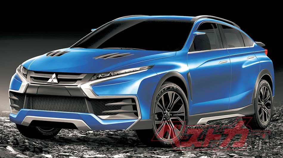 2022 - [Mitsubishi] ASX II / Outlander Sport 20200512