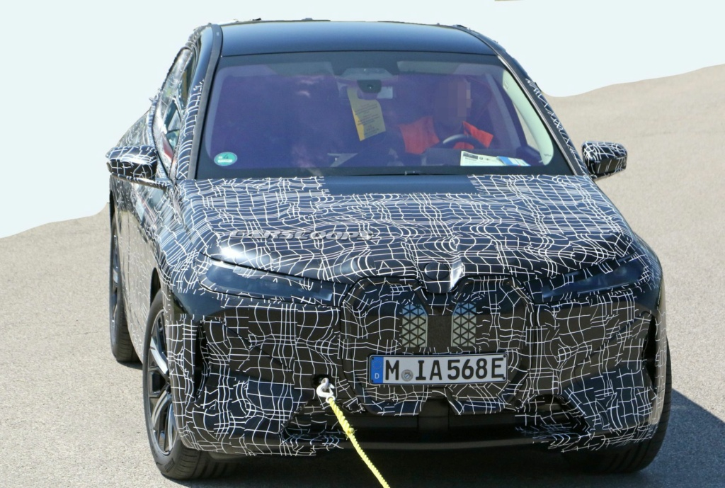 2021 - [BMW] iNext SUV - Page 5 2021-113