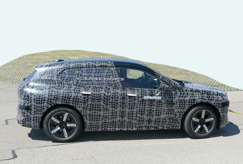 2021 - [BMW] iNext SUV - Page 5 2021-114